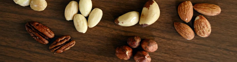 A handful of nuts a day cuts the risk of heart disease
