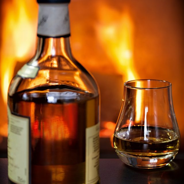 Scotch Whisky – Stops a heart attack