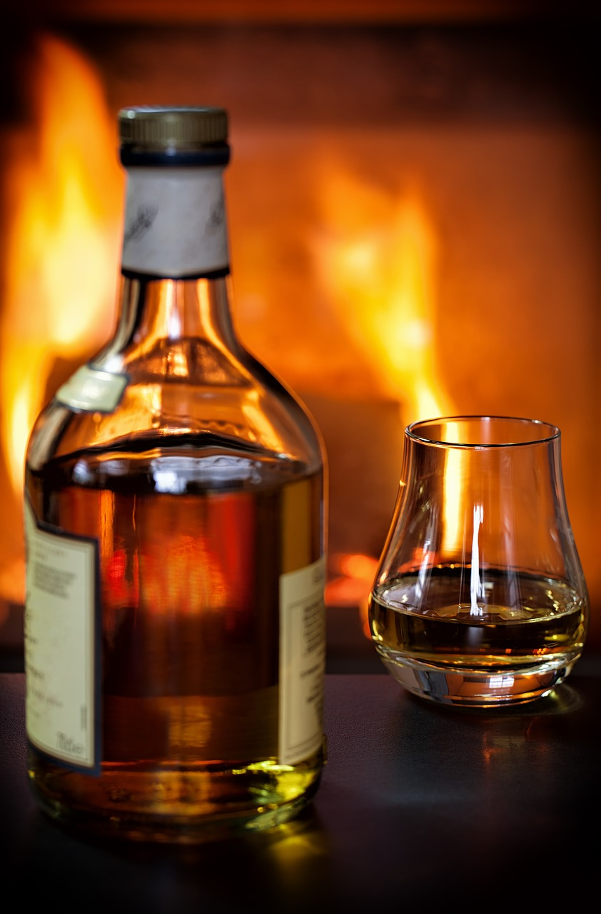 Stop A Heart Attack with Scotch Whisky