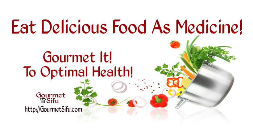 Eat Delicious Food As Medicine