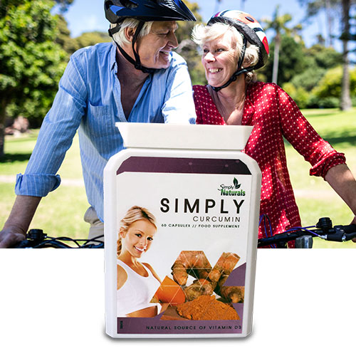 Simply Naturals Organic BioAvailable Curcumin