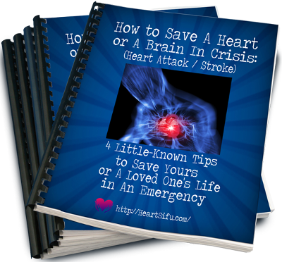 Save A Heart Brain in Crisis