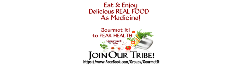 Gourmet It to Peak Health
